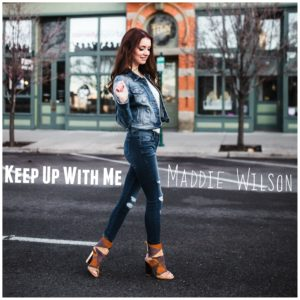KEEP UP WITH ME EP COVER